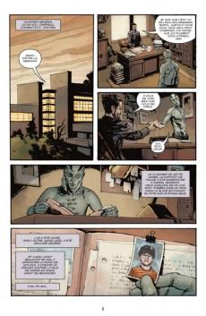Extrait de Abe Sapien -2- La Ballade du diable