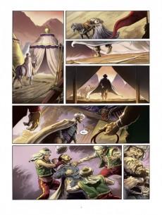 Extrait de Ils ont fait l'Histoire -7- Soliman le Magnifique