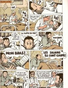 Extrait de Adèle Blanc-Sec (Les Aventures Extraordinaires d') -5- Le secret de la salamandre