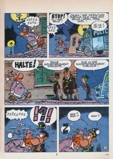 Extrait de Achille Talon Magazine -4- Les aventures de papa talon