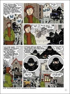 Extrait de Adèle Blanc-Sec (Les Aventures Extraordinaires d') -9- Le Labyrinthe infernal