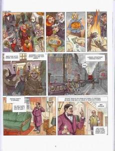 Extrait de Agatha Christie - Intégrale BD -1- Hercule Poirot mène l'enquête