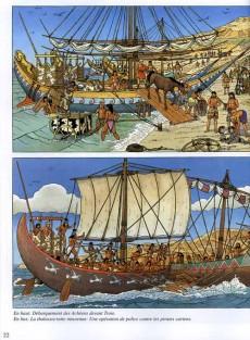 Extrait de Alix (Les Voyages d') -5- La marine antique (1)