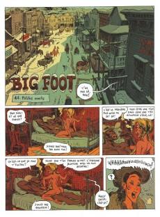 Extrait de Big Foot -3- Créatures