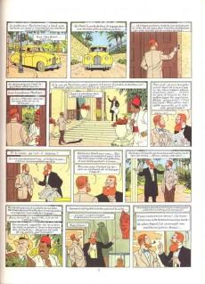 Extrait de Blake et Mortimer (Historique) -4b72- Le Mystère de la Grande Pyramide - 2e partie