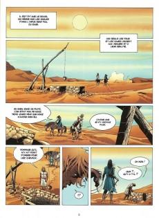 Extrait de Croisade -2- Le qua'dj