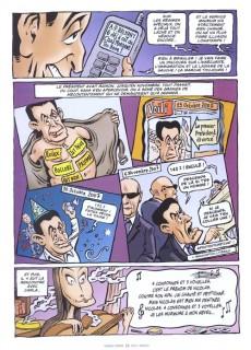 Extrait de La face karchée de Sarkozy -3- Rien à branler