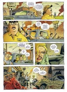 Extrait de Fear Agent -3- Le dernier adieu