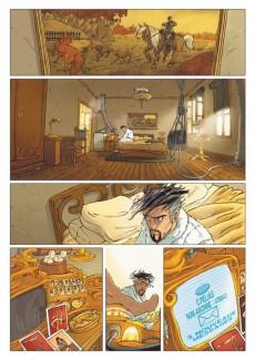 Extrait de L'ivresse des fantômes -2- L'éminent professeur Pélias
