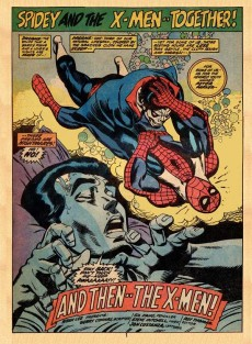Extrait de Marvel Treasury Edition (1974) -18- The astonishing Spider-Man