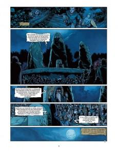 Extrait de Merlin (Nucléa/Soleil) -9- Le secret du codex