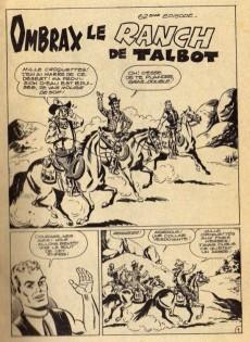 Extrait de Ombrax -62- Le ranch de Talbot