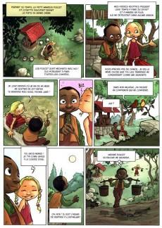 Extrait de Le petit Mamadou Poucet