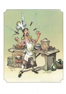 Extrait de Sortilèges culinaires