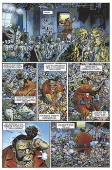 Extrait de Les zombies qui ont mangé le monde -4- La guerre des papes