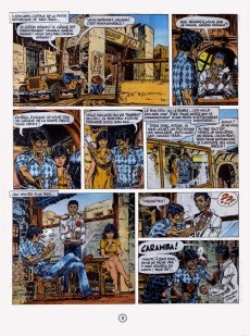Extrait de Archie Cash -1- Le maître de l'épouvante