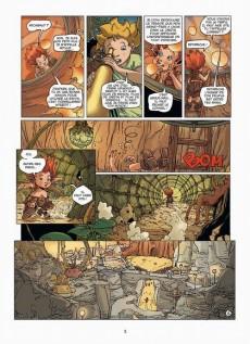 Extrait de Arthur et les minimoys -2- Tome 2