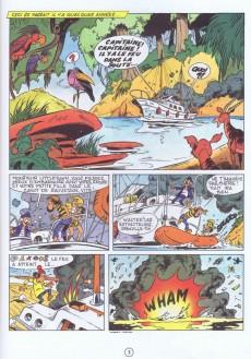Extrait de Boulouloum et Guiliguili (Les jungles perdues) -5- La saga des gorilles