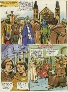 Extrait de Les grandes Heures des Chrétiens -49- Bruno le Chartreux, Hugues de Grenoble