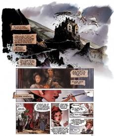 Extrait de Long John Silver -1- Lady Vivian Hastings