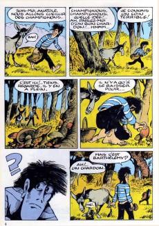 Extrait de Philémon (16/22) -329- Philémon et le château suspendu