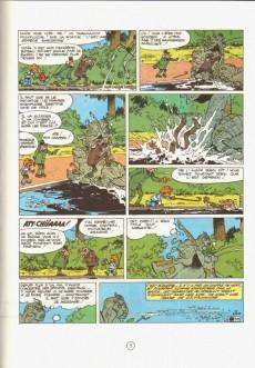 Extrait de Isabelle -6- L'étang des sorciers