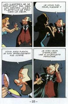 Extrait de Mini-récits et stripbooks Spirou -MR3720- L'Ours des Carpates
