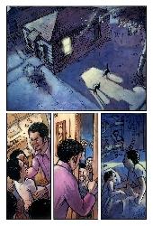 Extrait de Michael Jackson en bandes dessinées