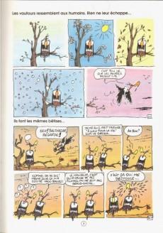 Extrait de Les voraces -5- Les voraces volent au vent