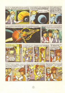 Extrait de Yoko Tsuno -10- La lumière d'Ixo