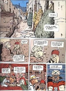 Extrait de Edmond le cochon -3- Le continent mystérieux