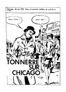 Extrait de Al Capone (2e série) -1- Tonnerre sur Chicago