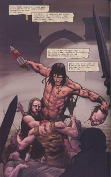 Extrait de Conan (Panini) -2- La demeure des morts