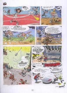 Extrait de Les trésors de la bande dessinée -5- Gaston - Best of lagaffe 2