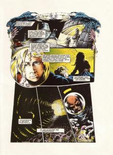 Extrait de Aliens (Zenda) -3- Guerre pour la terre - 1
