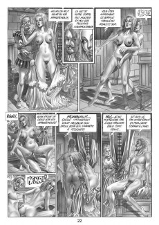 Extrait de La reine Margot (Mancini) -1- tome 1