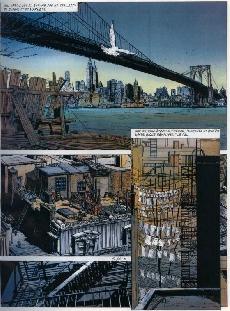 Extrait de Frenchy -3- Brooklyn blues