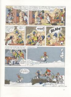 Extrait de Godaille et Godasse -5- Des chariots dans la steppe