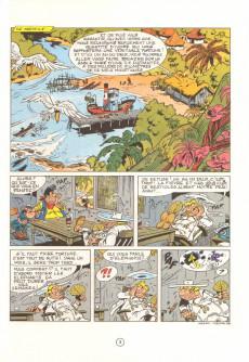 Extrait de Boulouloum et Guiliguili (Les jungles perdues) -3- Le trésor du Kawadji