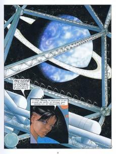 Extrait de Le cycle de Cyann -2- Six saisons sur ilO