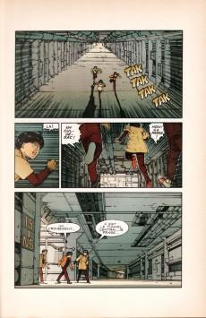 Extrait de Akira (Glénat brochés en couleur) -10- Le réveil
