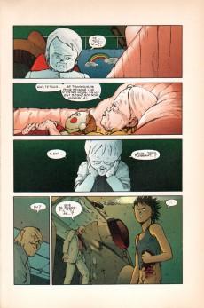 Extrait de Akira (Glénat brochés en couleur) -7- Joueurs et prisonniers