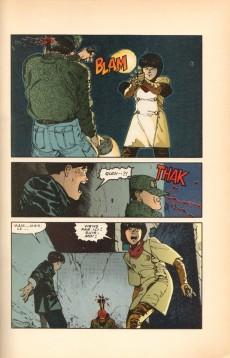 Extrait de Akira (Glénat brochés en couleur) -2- Poursuite
