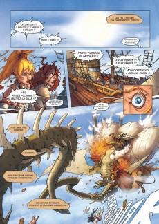 Extrait de La geste des Chevaliers Dragons -10- Vers la lumière