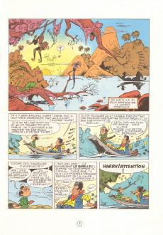 Extrait de Boulouloum et Guiliguili (Les jungles perdues) -2- Chasseurs d'ivoire