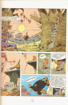 Extrait de Boulouloum et Guiliguili (Les jungles perdues) -6- Rapt
