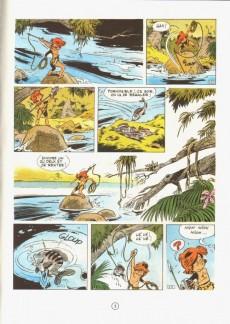 Extrait de Boulouloum et Guiliguili (Les jungles perdues) -7- Les aventuriers de la préhistoire
