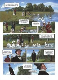 Extrait de Sherlock Holmes & Les Vampires de Londres -2- Morts et Vifs