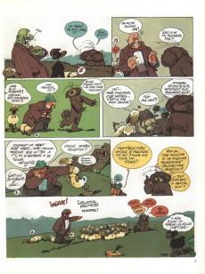 Extrait de Le génie des Alpages -4- Un grand silence frisé