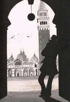 Extrait de Hugo Pratt, un gentilhomme de fortune -1- Visions africaines